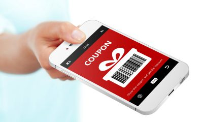 Mobile voucher coupon