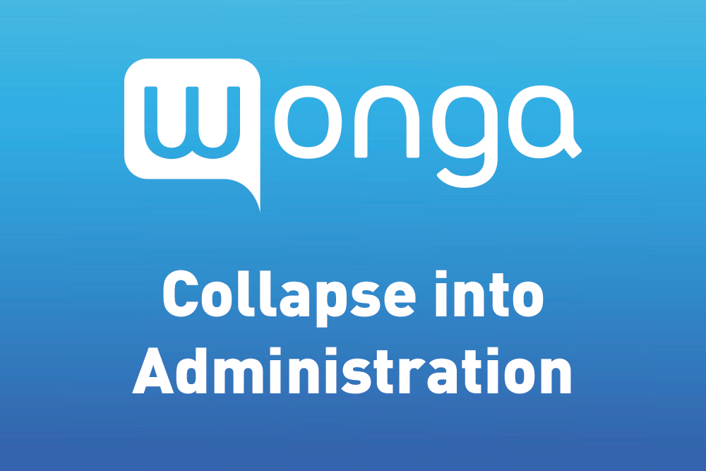 Wonga's Collapse into Administration