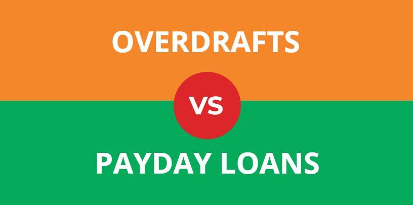Loanline UK - Overdrafts vs Payday Loans